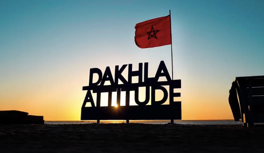 Dakhla Attitude 2020 Kite Camp