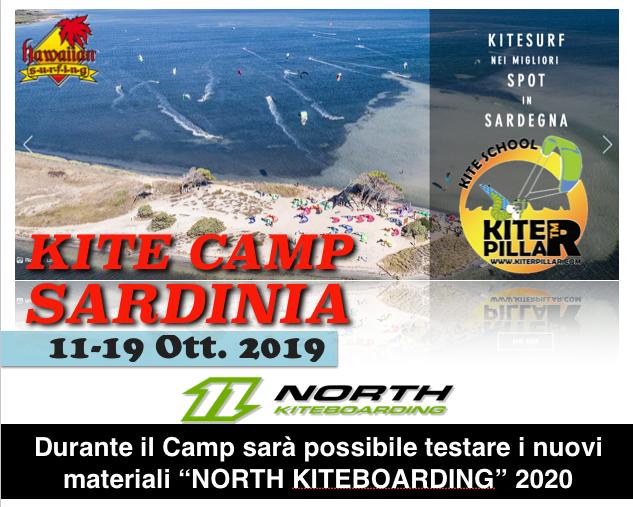 Kite Camp Sardegna 2019
