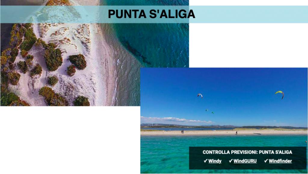 kitecamp 2020 Sardegna Punta S'Aliga