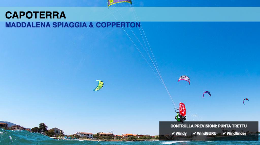 Capoterra Maddalena kitesurf