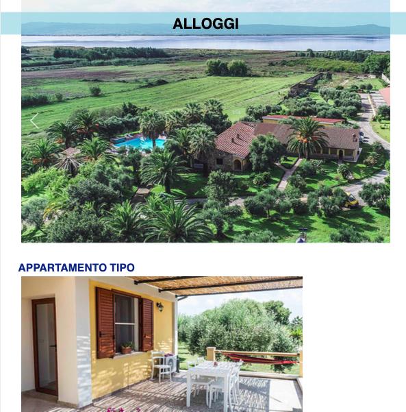 appartamento Kite Camp Sardinia 2020