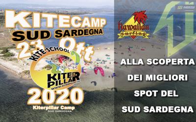 Kite Camp Sardegna Ott. 2020